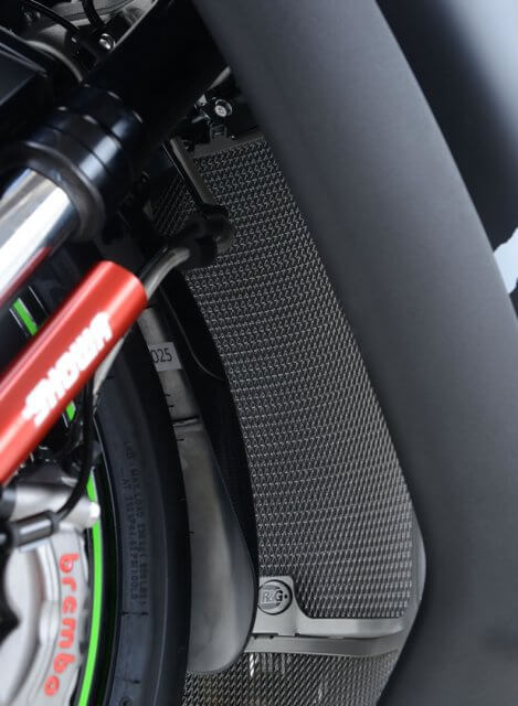 RADIATOR GUARD KAWASAKI ZX10R 2008- Up R&G