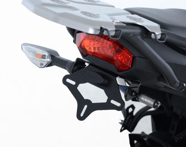 Tail Tidy Dudukan Plat Nomor Kawasaki Versys X 250 R&G