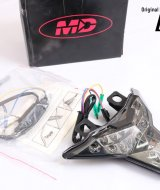 Stoplamp 3 in 1 Lampu Rem Tail light Ninja 250 Facelift 2018 Motodynamic