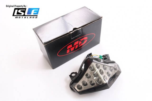 Stoplamp 3 in 1 Lampu Rem Tail light Ninja 650 (Motodynamic)