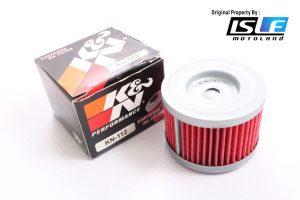 Filter Oli K&N KN112 Untuk CBR250R Ninja250RR Mono KLX250
