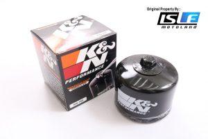 Filter Oli K&N KN-160 Untuk Motor BMW