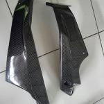 Undercowl Body Bawah New Ninja 250 FI 2018 Carbon Kevlar