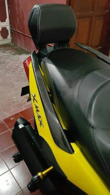 Back Rest Sandaran Belakang Yamaha X Max Model Ori Yamaha GBOO