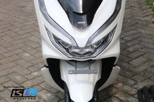 Bracket Dudukan Plat Nomor Honda New PCX Generic