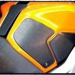 Tank Grips Snake Skin Yamaha MT09 Techspec