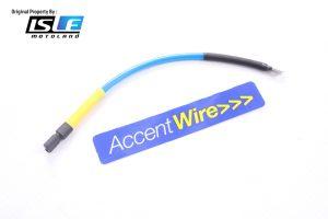 Accent Wire Biru Kabel Penambah Power