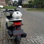 Backrest Sandaran Jok Belakang Honda New PCX 2018 GBOO