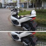 Crashbar Honda New PCX 2018 GBOO
