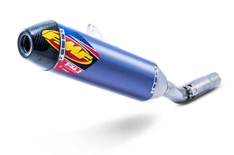 Knalpot FMF Racing KTM 250 SX-F Slip On Titanium - Knalpot FMF Racing KTM 250 SX-F Slip On Titanium -  -