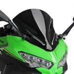 Windshiled Visor New Ninja 250 400 FI 2018 PUIG