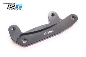 Bracket Kaliper Brembo 2 Piston 1 Pin Belakang Yamaha NMAX WR3