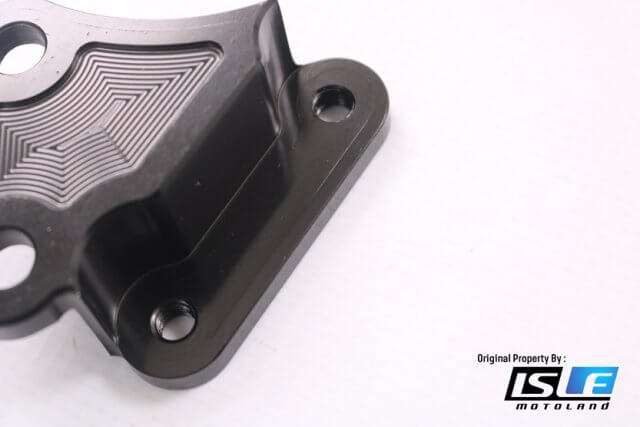 Bracket Kaliper Depan Brembo 4 Piston 1Pin Kawasaki New Ninja 250 Facelift