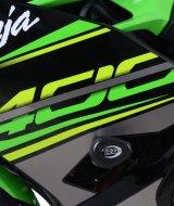 Aero Crash Frame Slider New Ninja 250 FI 2018