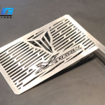 Cover Radiator Guard Yamaha Xabre 150 Stainless Stell