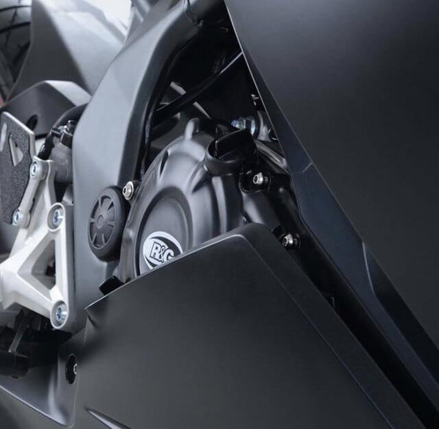 Engine Case Pelindung Mesin CBR250RR R&G