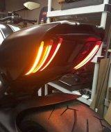 Fender Eliminator Sein Ducati Diavel NRC