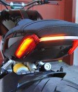 Fender Sein Ducati XDiavel NRC