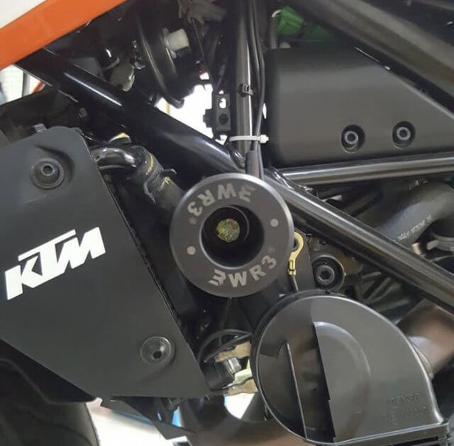 Frame Slider KTM Duke