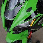 Front LED Turn Signals Kawasaki ZX10 2016- NRC