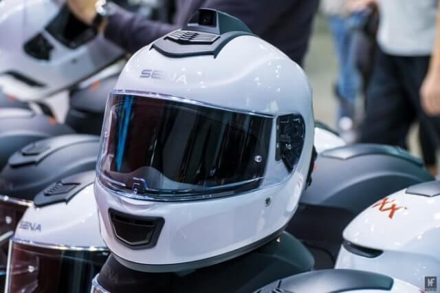 Helm SENA Momentum Pro Bluetooth Intercom & Camera Integrated