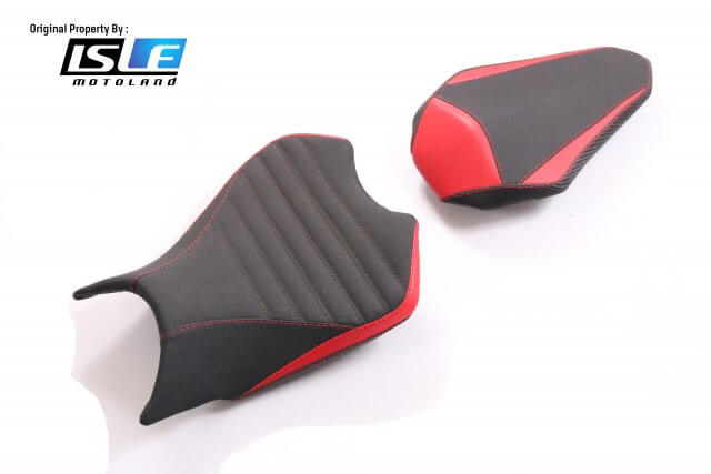 Seat Skin Kulit Jok CBR250RR Isle.Craft