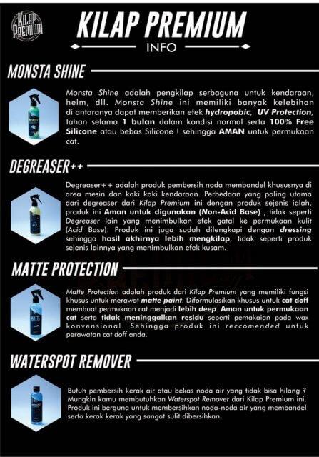 Kilap Premium Waterspot Remover
