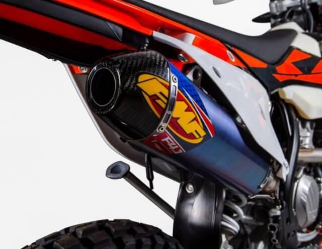 Knalpot FMF Racing KTM 250 SX-F Full System Titanium