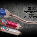 Knalpot Racing Kawasaki KLX 150 KLX150 D Tracker Prospeed SX Series