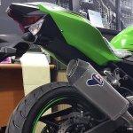 Knalpot Termignoni Ninja 250 FI New 2018