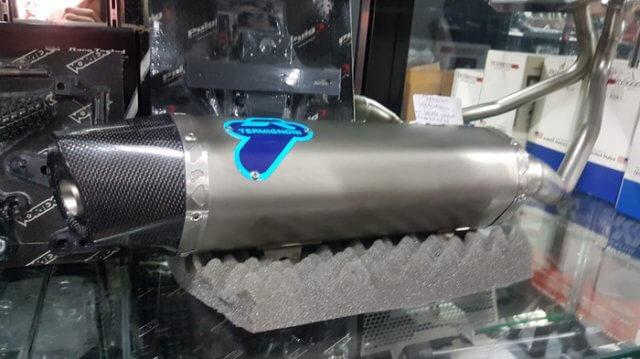 Knalpot Termignoni PCX 125 150