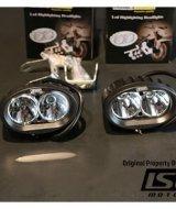 Lampu Cree Tembak Double Lamp universal