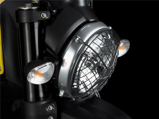 Mash Cover Headlamp Headlight Ducati Scrambler OEM
