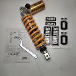 Shock CBR 250 RR Ohlins TTX Series