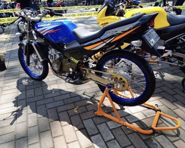 Shock Ninja 150 R Ohlins