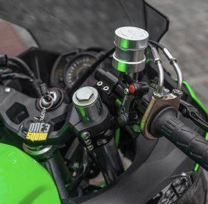 Switch Saklar Kanan Ninja 250 FI Accossato Starter Engine Cut Off