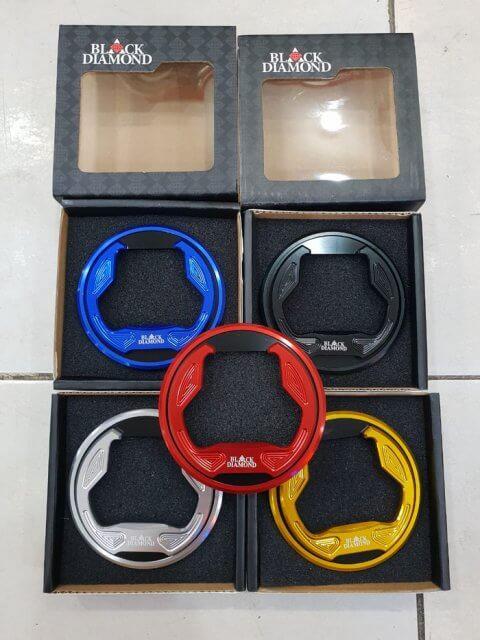 Tutup Cover Tangki Yamaha N-Max