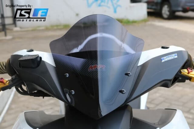 Visor Aerox MHR