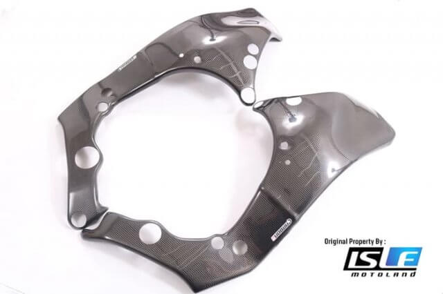 Frame Cover ZX10R Carbon2Race