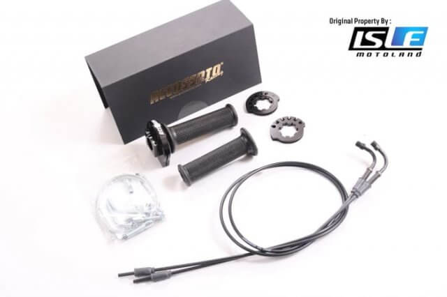 ACCOSSATO Gas Spontan Quick Throttle CNC Billet Seri 2 - ACCOSSATO Gas Spontan Quick Throttle CNC Billet Seri 2 - ACCOSSATO Gas Spontan Quick Throttle CNC Billet Seri 2 - ACCOSSATO Gas Spontan Quick Throttle CNC Billet Seri 2