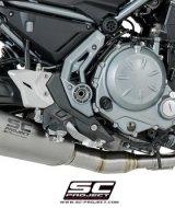 Knalpot SC Project Kawasaki Z650