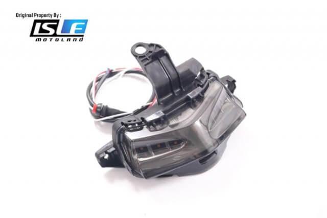 Stoplamp Lampu Sein Rem 3 in 1 Yamaha Aerox 155 Shark Power