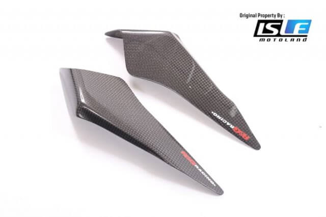 Tail Slider Pelindung Body Belakang Carbon Honda CBR 250 RR R&G
