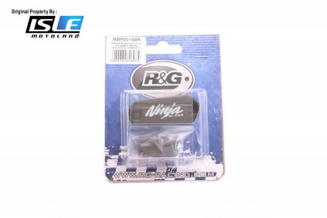 Tutup Dudukan Plat  Mirror Blanking Plates Kawasaki ZX6R 636 2013