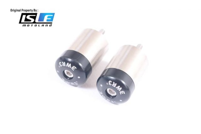Bar End Slider Jalu Stang WR3 Universal