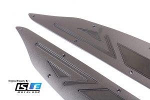 Bordes PCX New LED Honda Black Diamond