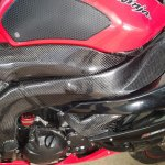 Cover Samping ZX6 ZX6R ZX636 Carbon