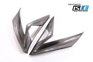 Cover Sein Panel Carbon Kawasaki Ninja 250 Fi