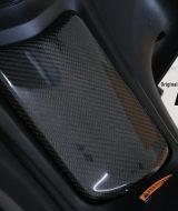 Cover Tutup Tangki Bensin Yamaha Aerox 155 Lapis Karbon Carbon Kevlar