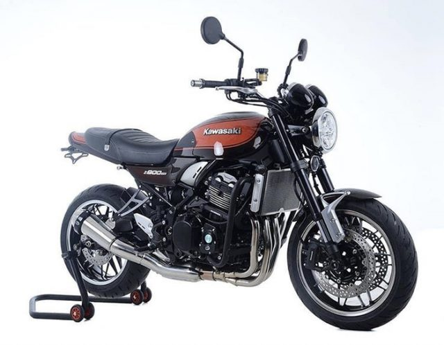 Crashbar Engine Bar Z900RS R&G